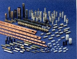 Earth bars blocks and busbars from FDB Panel Fittings
