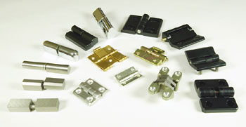 Hinges from FDB Panel Fittings