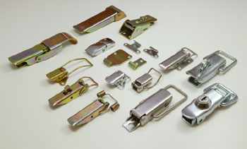 Toggle latches and catches from FDB Panel Fittings
